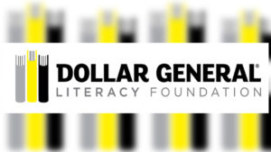 Dollar General Literacy Foundation 2019 Grant for $8,000
