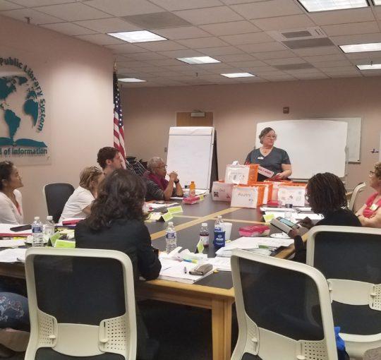 January Tutor Training Workshop Dates